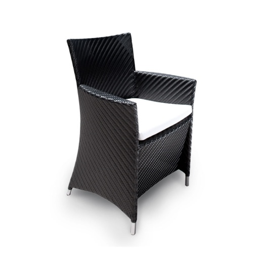 outdoor wicker furniture dining chair