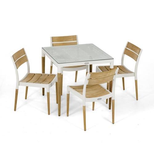 cast aluminum patio furniture Westminster