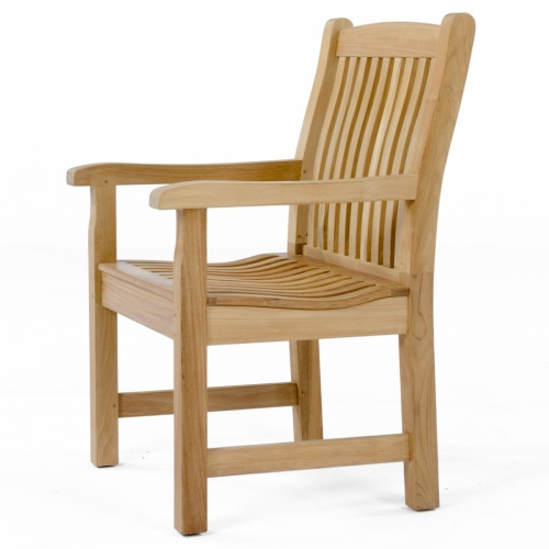 teak veranda premium patio chair