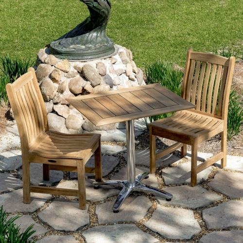 Veranda Bistro Wooden Set