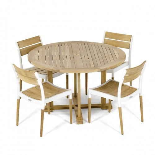 garden outdoor dining set for 4