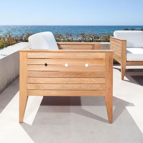 Deep Seating Patio Furniture