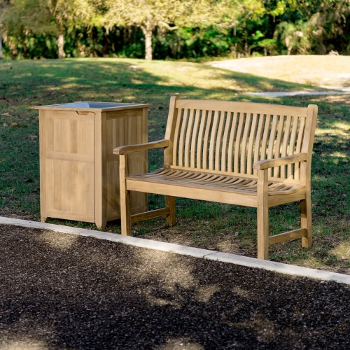 Teakwood Outdoor Bench