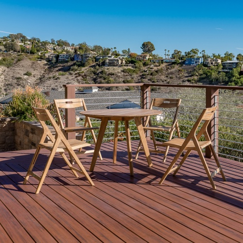 Round Outdoor Patio Furniture