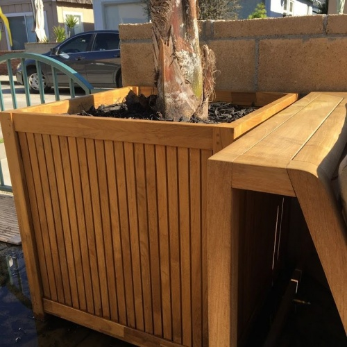 Patio Planter Box Square
