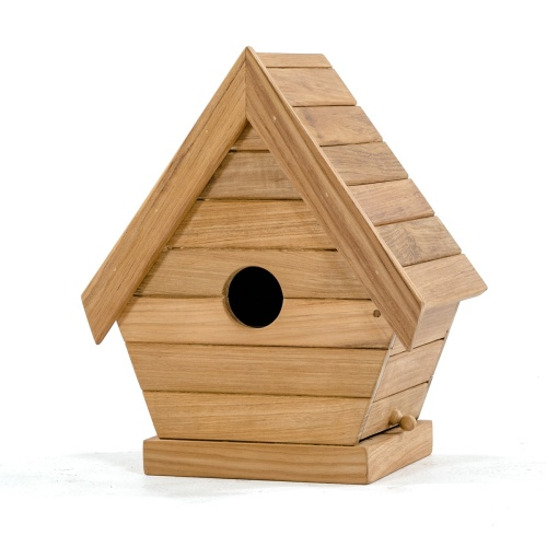Wooden Tree Birdhouse