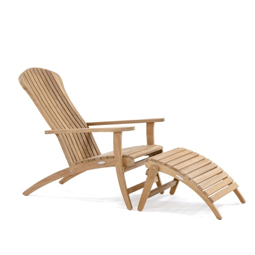 Teak Adirondack Outdoor Set