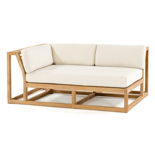Teak Outdoor Sofa Sectional