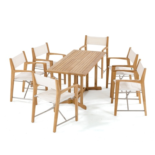 folding picnic table and chairs