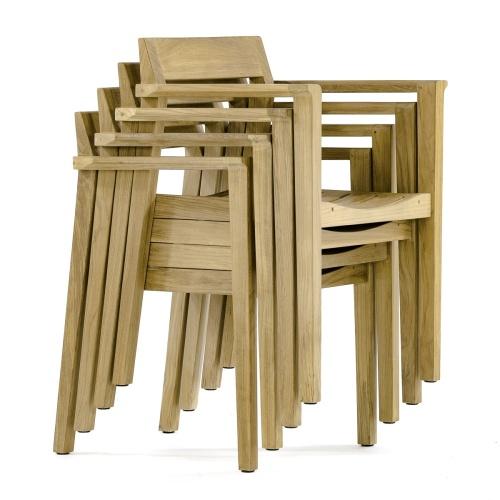 westminster teak horizon chair