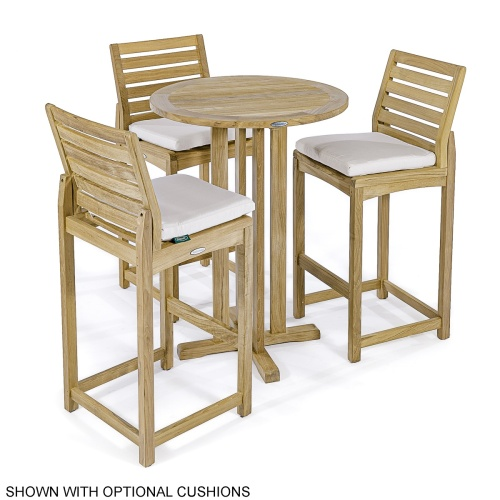 teak outdoor bar sets on sale