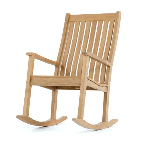 teak outdoor rocker chairs