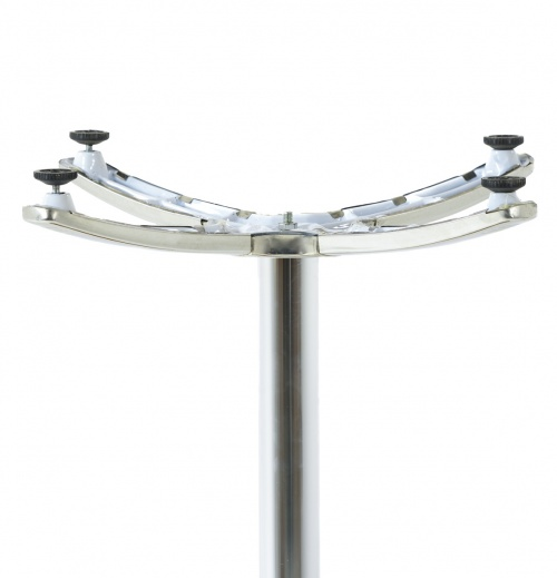 stainless steel high table base
