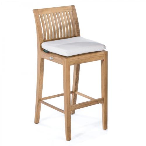 exterior yacht bar stool
