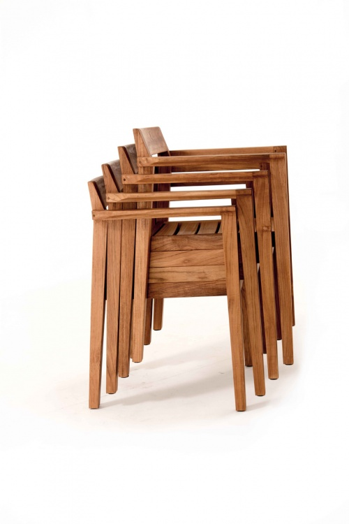 wooden teak dining chairs