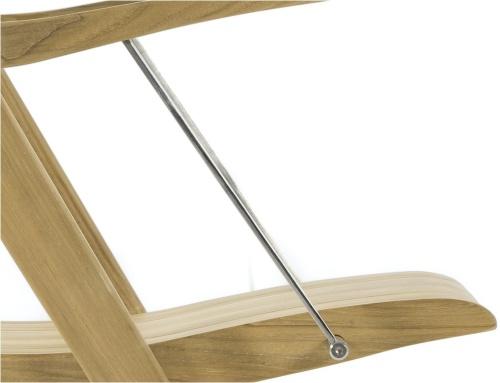 mid century folding dining chairs