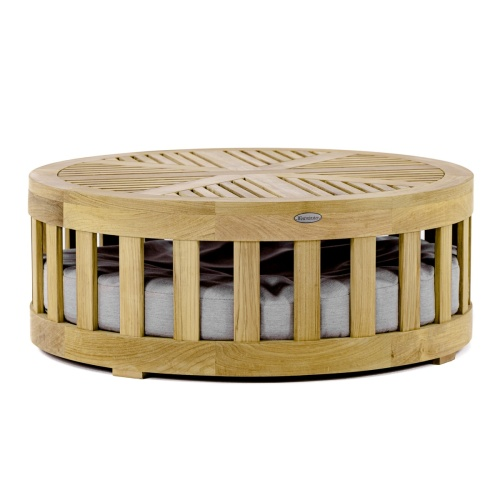 teak coffee table home & garden