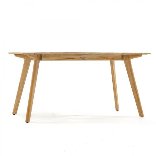 Scandinavian Style Teakwood Table