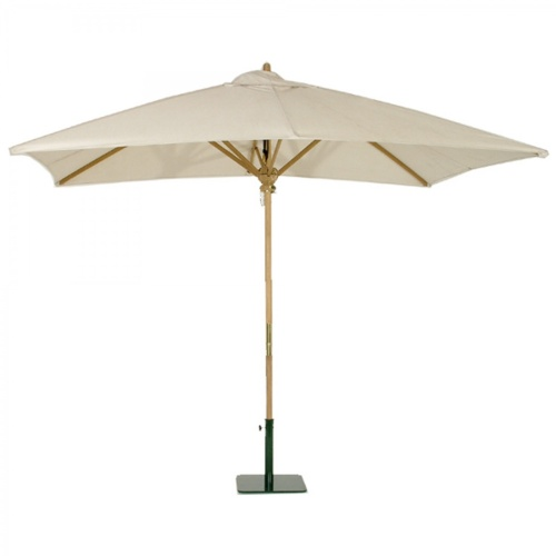 high end teak umbrella