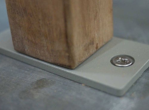 stainless steel hardware brackets for furniture benches