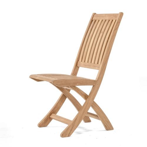 folding table set outdoor teak
