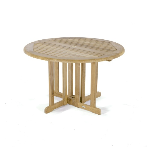 4 foot folding round table