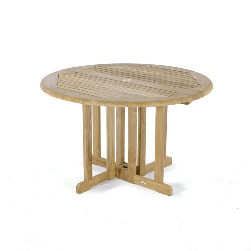 barbuda teak folding furniture