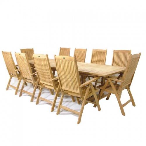 best patio furniture for sun