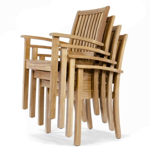 Stacking Chair For Patio