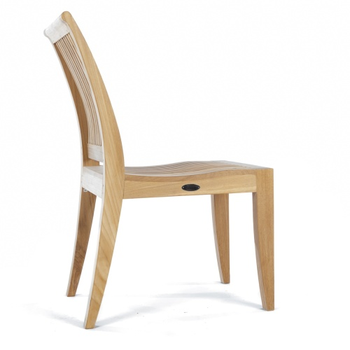 modern outdoor dining chair
