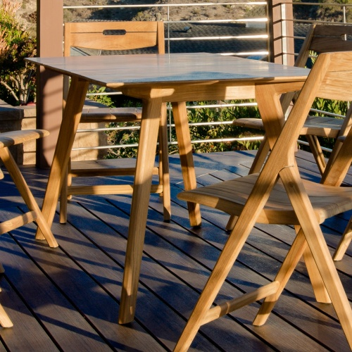 Teak Outdoor Furniture Folding