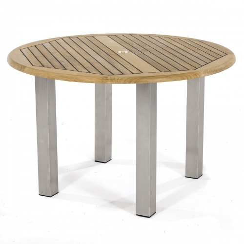 finely crafted marine grade dining tables