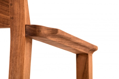 indoor teak armchairs