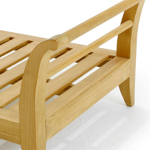 outdoor teak daybed sectionals