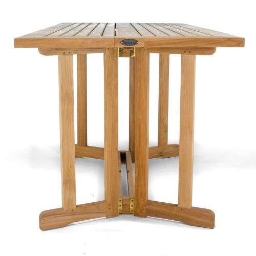 teak gateleg tables