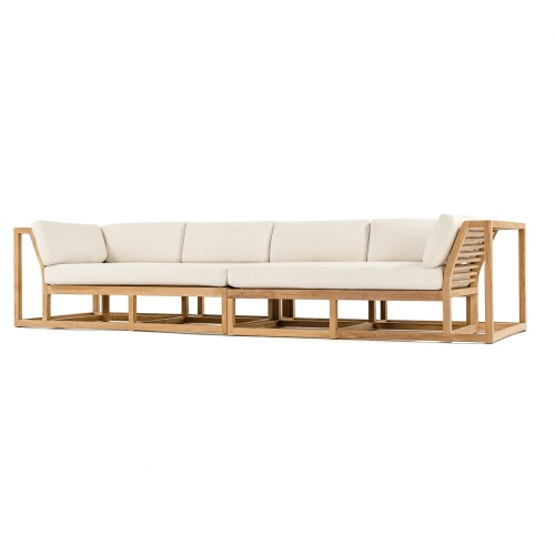 teak outdoor sofa patio & garden furniture