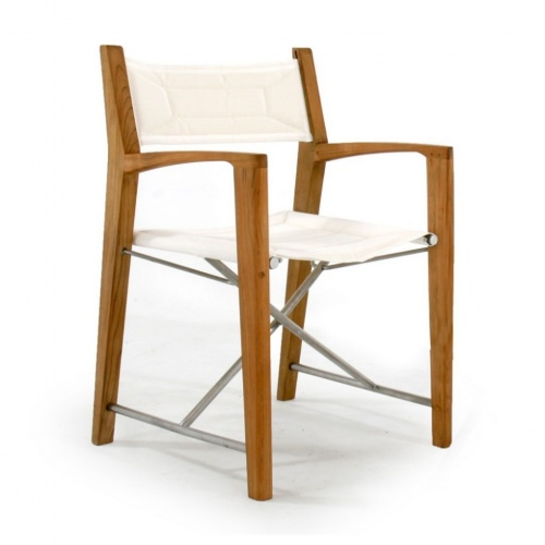 folding chair by westminster teak