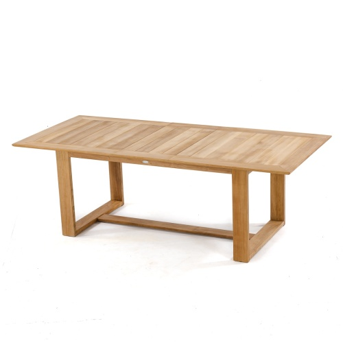 danish style extendable table outdoor