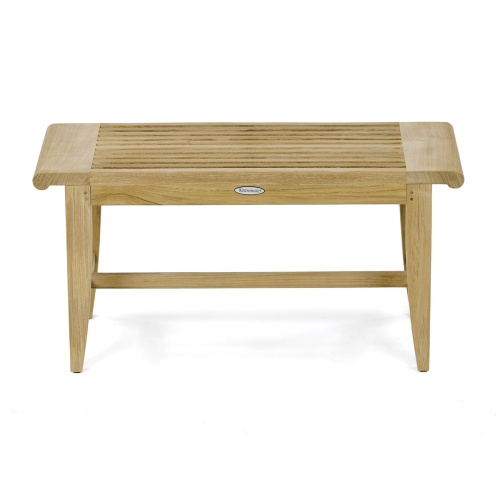 best teak 3ft shower benches