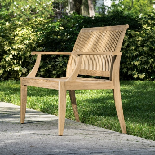 Teek Wood Benches