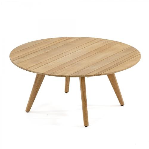 Teak Modern Coffee Table