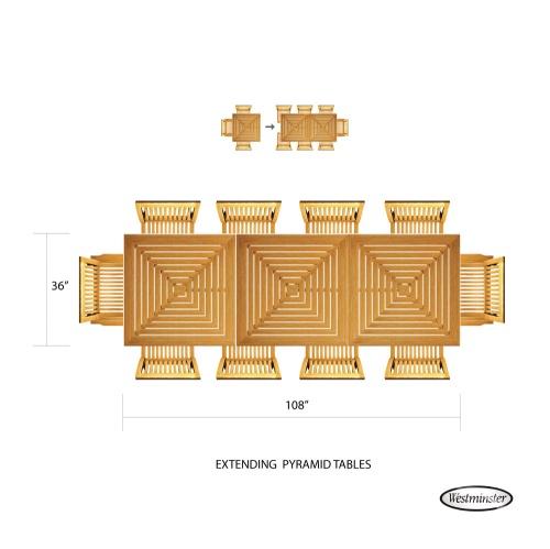 Grey Teak Outdoor Furniture