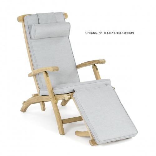 Steamer Chairs outdoor patio teak