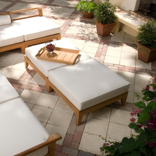 high end high quality outdoor furniture