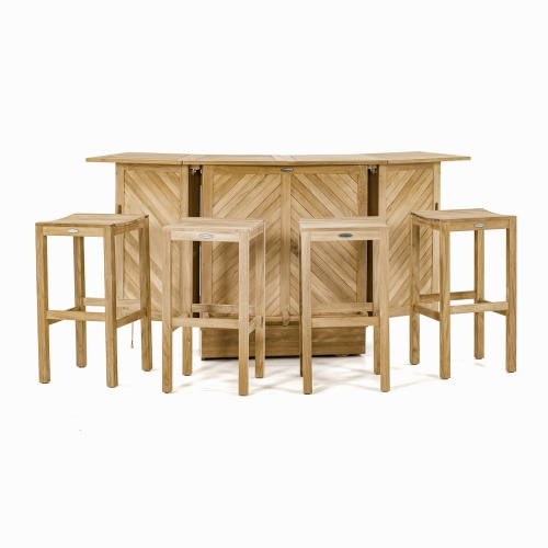 Bar Storage outdoor Set