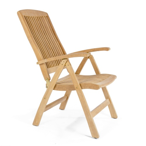 Reclining Chair outdoor deck