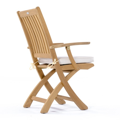 foldable deck chairs