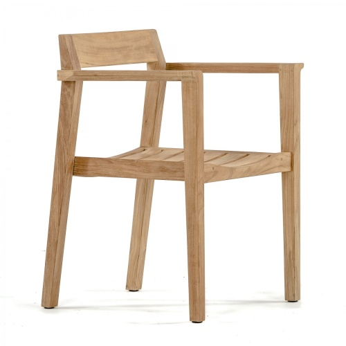 Solid Teak Diningr Chair