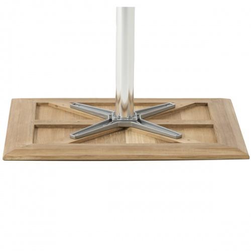 teak rectangular table top
