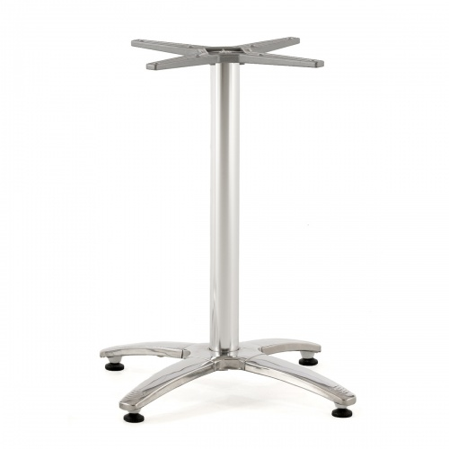 patio pedestal base stainless steel